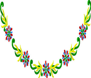 neckline embroidery designs